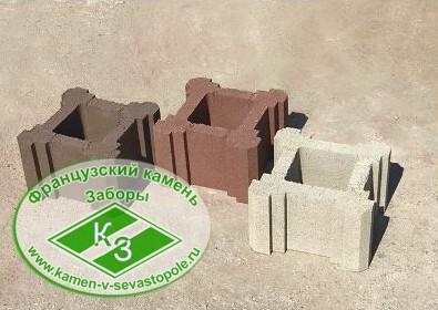 Блок колонный